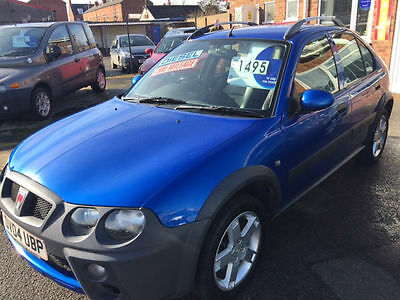 Rover Streetwise 2.0TD ( 101ps ) SE 2004