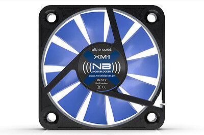 Noiseblocker BlackSilent Fan XM-2 - 40mm