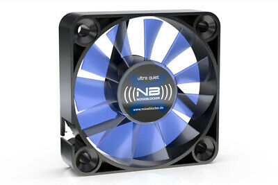 Noiseblocker BlackSilent Fan XM-1 - 40mm