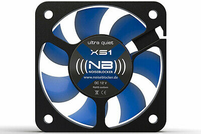 Noiseblocker BlackSilent Fan XS1 - 50mm Lüfter ITR-XS-1