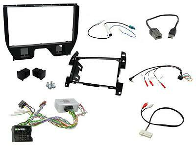 Connects2 CTKCT04 Citroen C3 09 on Double Din Complete Fitting Kit inc Reverse