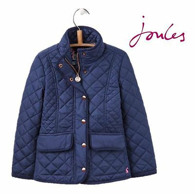 Joules Newdale Girls Quilted Jacket