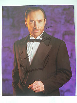 Lee Greenwood Country  Singer * ORIGINAL AUTOGRAPH SIGNED PHOTO 8 X 10