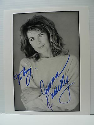 Joanna Cassidy Actress Authentic Signed Autograph 8 x 10 Photo