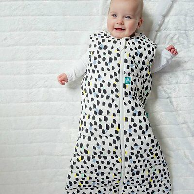 "ergoPouch 2.5 TOG ORGANIC COTTON JERSEY ""MOO"" SLEEPING BAG - 8 to 24m"
