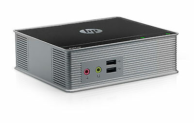 HP t310 Thin Client, Slimline, Tera2321 CPU, 256MB RAM, 512MB HDD, GigaEthernet