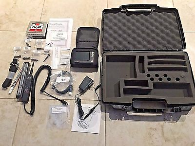 ODM VIS-300 Fiber Optic Video Inspection Scope, Accessories, Charger, and more