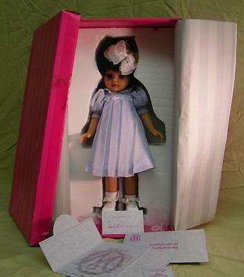 "MARIE OSMOND 16"" Doll NIKELA  First Doll in the Waxallure # 223/500, w/COA"