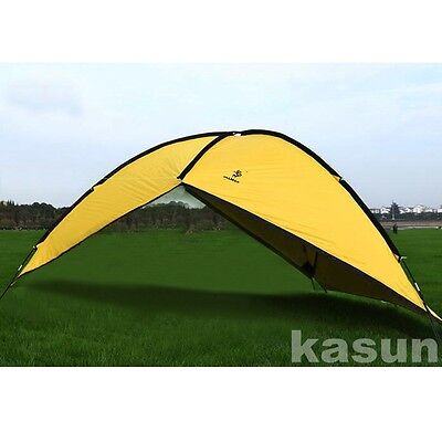Portable Outdoor Sun Shade Shelter Beach Canopy Camping Hiking Tent Family
