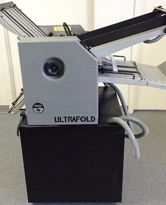 USED Baum Ultrafold 714XE Air Feed Paper Folder