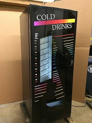 USI/FSI Model 3099 BV-1 8 Select Can & Bottle Satellite Drink Vendor