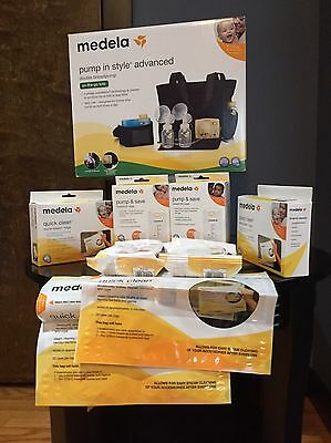 Used , In Great Condition Medela Electric Double Breastpump