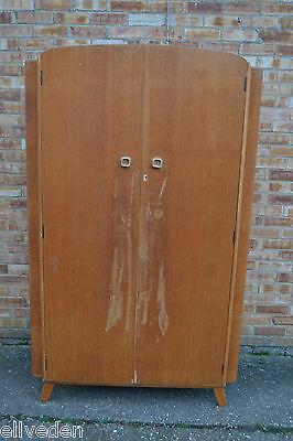 Vintage Austinsuite Double Wardrobe - Delivery Available - Rushden