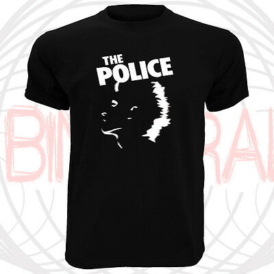 Camiseta The Police Sting