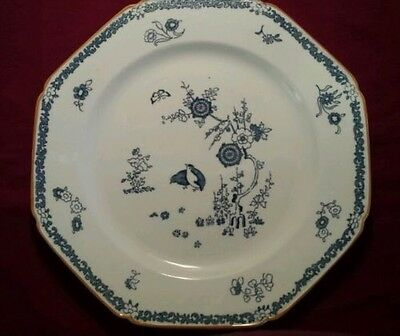 (4) Enoch Wood Woods Ware Old Bow Kakiyemon. Dinner Plates