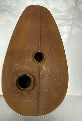 Vintage Triumph 1971-72 650 Gas Tank Never Used Bare Material