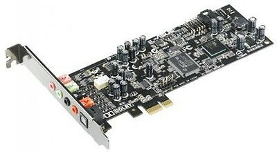 Asus Xonar DGX 5.1 Sound Card (PCI Express 1.0, Smart Volume Normalizer, Xear