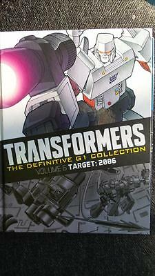 Transformers - the Definitive G1 Collection vol 6 : Target 2006 - NEW hardback