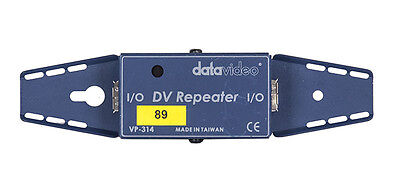 DATAVIDEO VP-314 DV IEEE-1394 Fire Wire Bi-directional DV Repeater