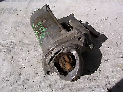 1992-1999 Bmw E36 E42 3-Series Oem Factory Engine Starter Motor -- Tested!