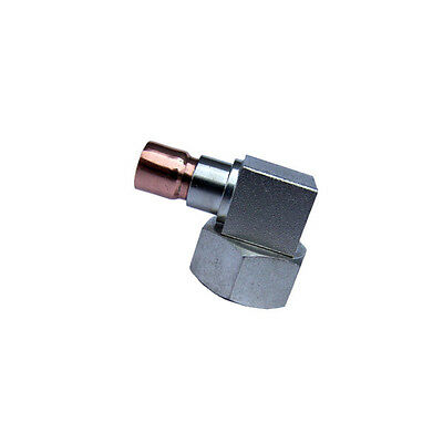 Airconditioning & Refrigeration Rotalock Elbow Connector 5/8 Id X 1 Rota Nut