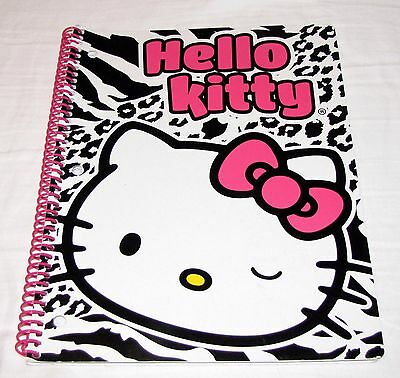 Hello Kitty Ruled Notebook