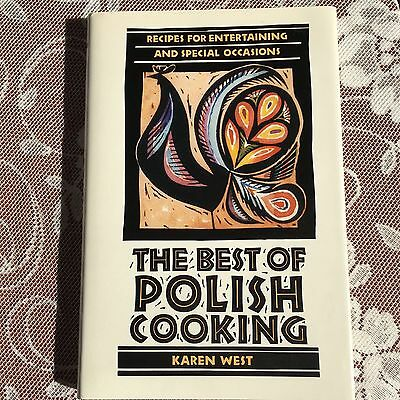 NEW - The Best of Polish Cooking by Karen West
