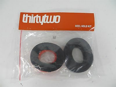 32 THIRTYTWO SNOWBOARD BOOT HEEL HOLD KIT 5mm & 3mm THICKNESS INSERTS