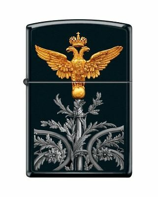 *NEW* Lighter Zippo. 218. Russian Coat Of Arms. Vintage RARE