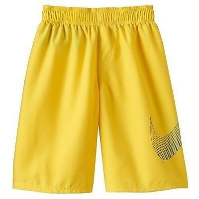 Swim Shorts Nike Big Boys Nike Swoosh