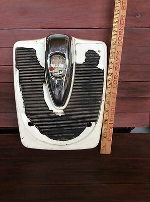 Antique Vintage Detecto Floor Scale Nice Retro Scale Brooklyn New York