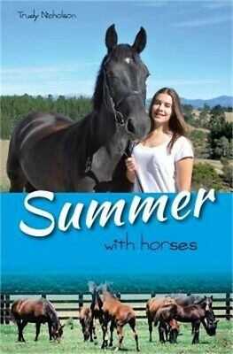 Summer with Horses (Paperback or Softback)