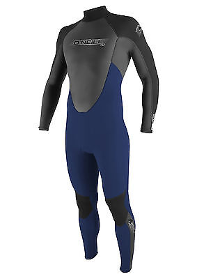 O'Neill Reactor 3/2mm  Mens Wetsuit (2017) in Blue & Grey