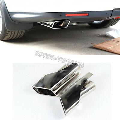 Exhaust Tips Muffler Pipe Fit for LR Range Rover Sport Petrol Gasoline 06-09