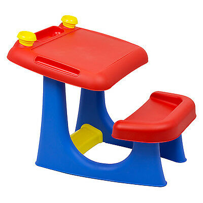 Sit&Draw KIDS CREATIVE ART COLORING DESK STOOL TABLE by Keter