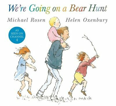 We're Going on a Bear Hunt by Michael Rosen (Paperback, 1993)