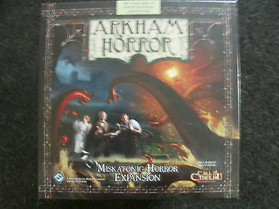 Arkham Horror - Board Game - Fantasy Flight Games & Erweiterungen - EN - OVP