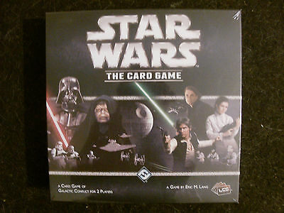 Star Wars - The Card Game - LCG - Fantasy Flight Games EN