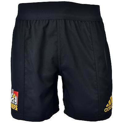 Chiefs 2017 Territory Rugby Shorts - Black