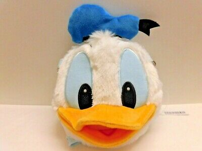 Tokyo Disney Resort Limited Pass case Donald Duck reel with a neck strap
