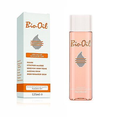 Skincare BIO OIL for Scars,Stretch Marks,Ageing,Dehydrated Skin Specialist 125ml