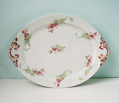 Limoges Platter, Wm. Guerin & Co. France
