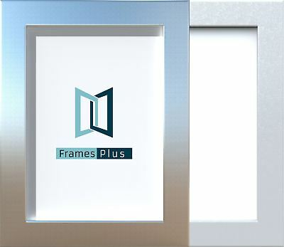 Photo Frame Picture Frames Poster Frame Silver Chrome Colors Multiple Size Large