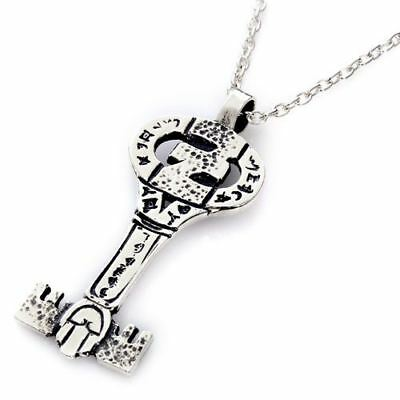 Sterling Silver Mystical Kabbalah Wishes Amulet Charm DR-1053