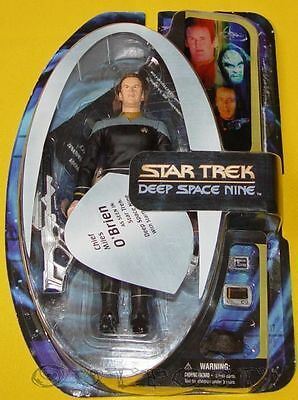 Star Trek Art Asylum / Diamond Select Toys - DS9 Chief Miles O´Brien  #17761D