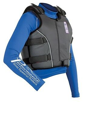 Shires Performance Adults Body Protector BS EN 13158:2009 BETA 2009 Level 3 CE