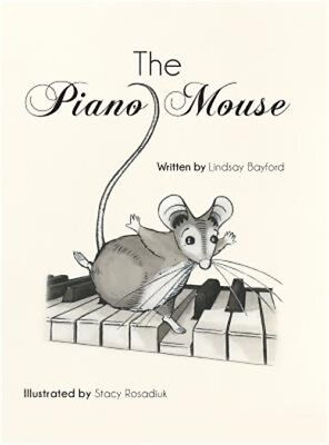 The Piano Mouse (Hardback or Cased Book)