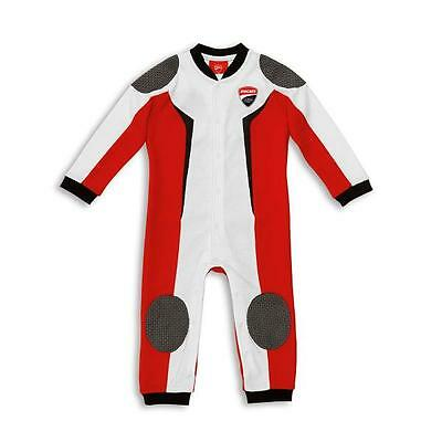 Ducati Corse Baby Sleepsuit Various Sizes