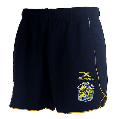 X Blades Parramatta Eels 2017 NRL Mens Training Short