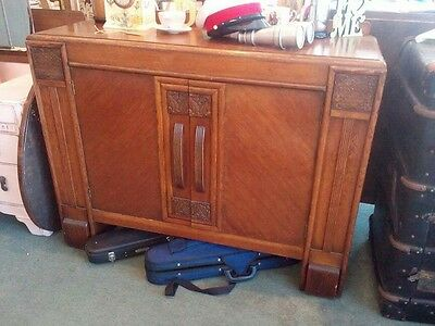 Art Deco Drinks Cabinet Sideboard Dresser